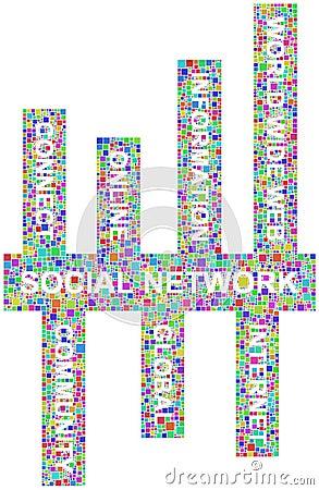Social network keywords
