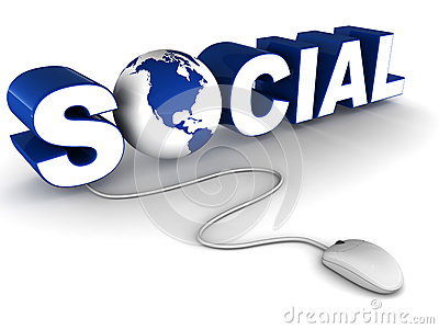 Social network on web