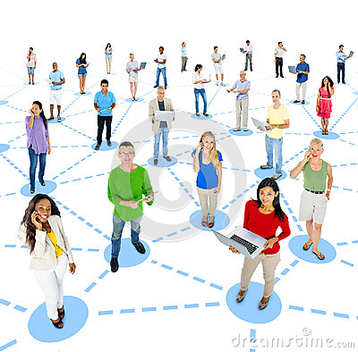 Social Networking Communication