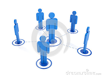 Social relationships. Teamwork