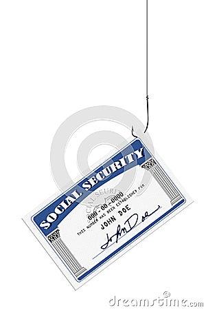 Social security theft