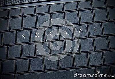 Social word.
