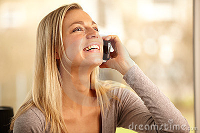 Socialising Over The Phone