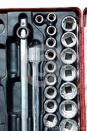 Socket wrench set