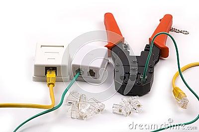 sockets crimping tool