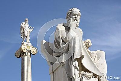 Socrates and Apollo