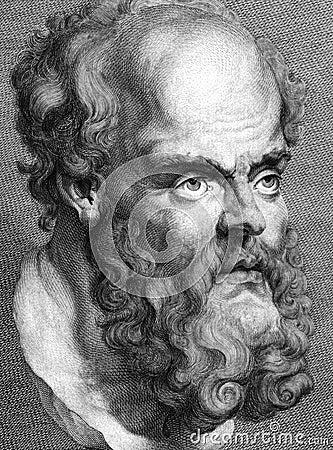 Socrates Editorial Image