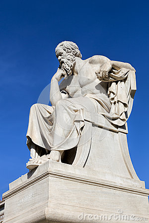 Socrates Royalty Free Stock Images Image 33058809
