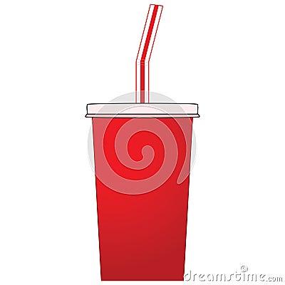 Soda cup