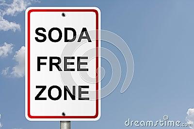 Soda Free Zone