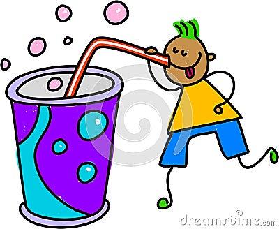 Soda kid