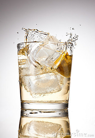 Soda splash