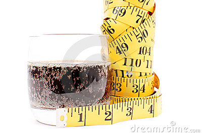 Soda Weight Gain Concept