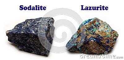 Sodalite minerals