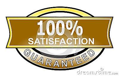 Soddisfazione 100  garantita
