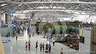 Soeul Incheon airport Editorial Photo