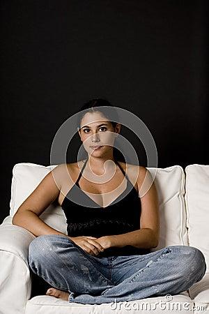 On The Sofa 7