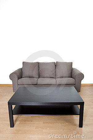 Free Sofa And Coffee Table Stock Images - 5473234