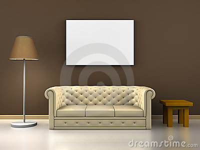 Sofa decoration