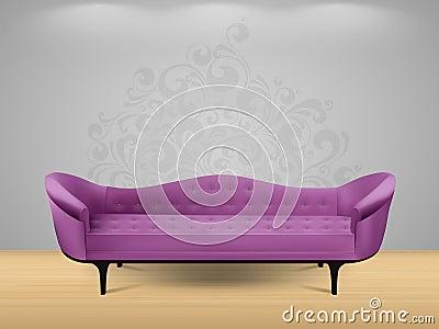 Sofa - home interior