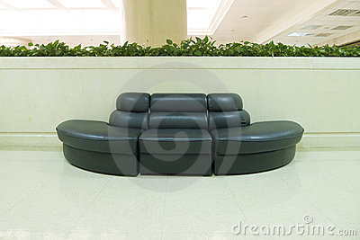 Sofa indoors