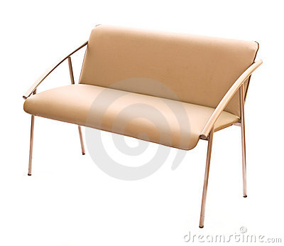 Sofa Isolated Royalty Free Stock Photo - Image: 13881835