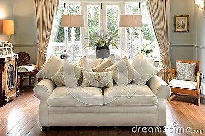 Sofa and Lounge
