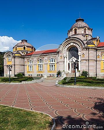 Sofia Public Bathhouse