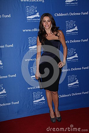 Sofia Vegara at the Children s Defense Fund California s 20th Annual Beat The Odds Awards, Beverly Hills Hotel, Beverly Hills, CA. Editorial Photo