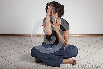 Sofrimento e desespero
