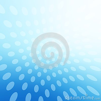 Soft abstract texture perspective background