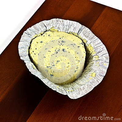 Soft blue cheese