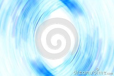 Soft blue frame
