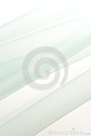 Soft chiffon veil background