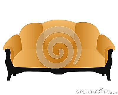 Soft and comfortable home modern sofa