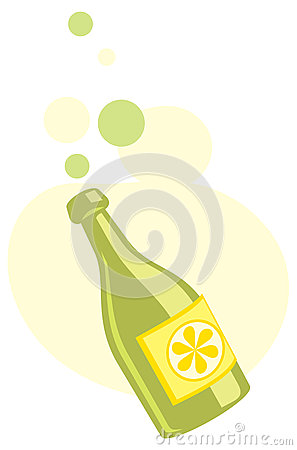 Soft Drink Bottle Icon. Stock Illustration - Image: 71622655