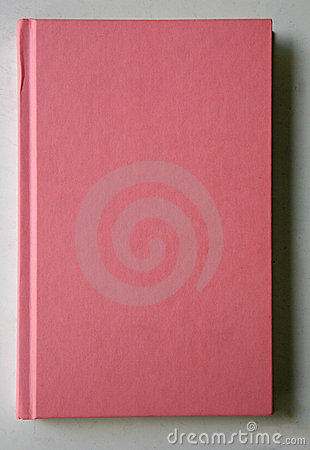 Soft Pink Book Cover Stock Images Image 6483544