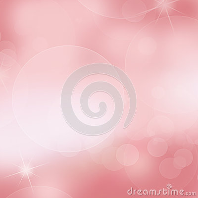 Soft pink light  background