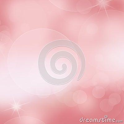 Soft pink light  background