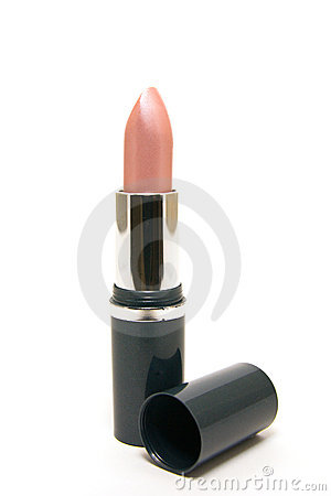 Soft Pink Lipstick Royalty Free Stock Images - Image: 9604009