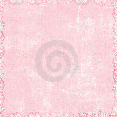 Free Soft Pink Scrapbook Background Royalty Free Stock Photos - 4565168