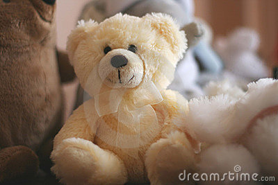 Soft Stuffed Teddy Bear Toy