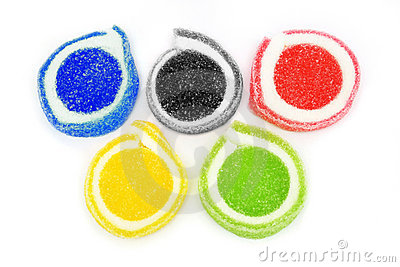 Soft Sweet Olympic Logo