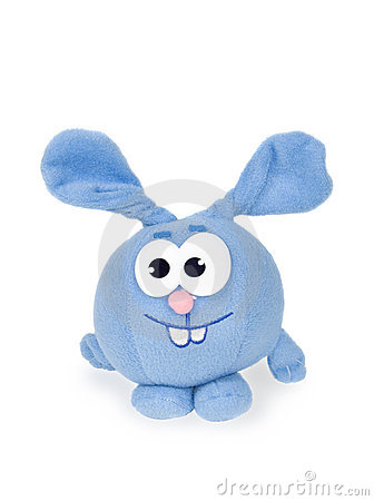 Free Soft Toy A Hare Stock Images - 6655634