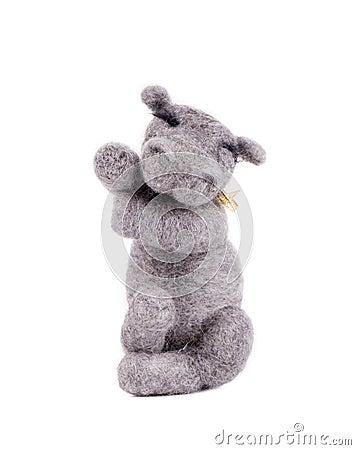 Soft toy Hippo.