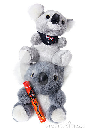 Soft Toy Koalas