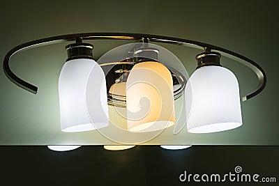 Soft White Vs Daylight Stock Photo Image 48365366