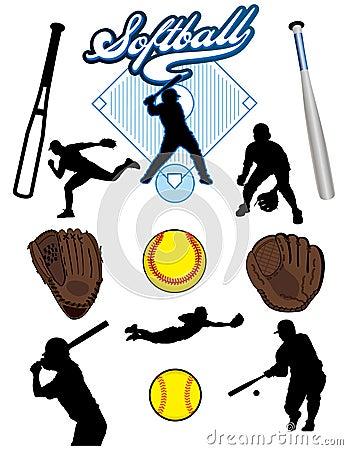 Softball Elements