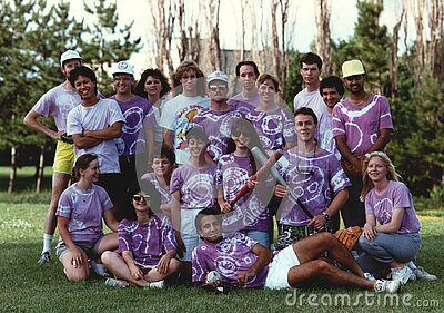 Softball Team Picture Free Public Domain Cc0 Image