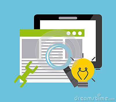 Software development stock vector image 59100401 Vector image software
